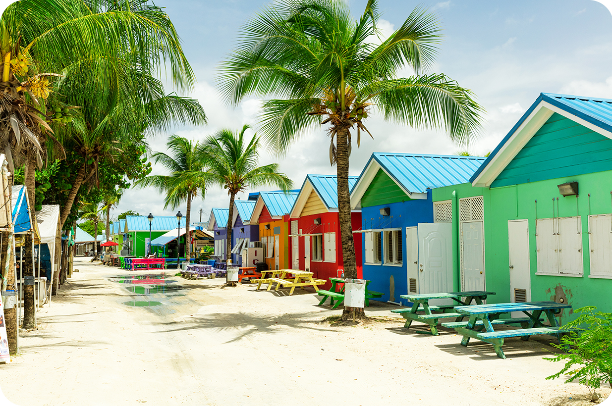 A picture of beach huts | Compare the Market