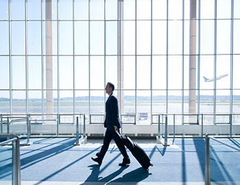 Business man with a suitcase   Compare the Market