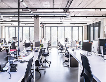 Image of an office   Compare the Market