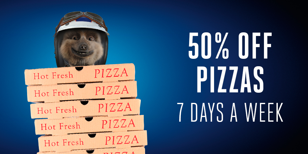 Meerkat Meals Pizza Delivery | Compare The Market