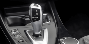 Automatic car's gearbox