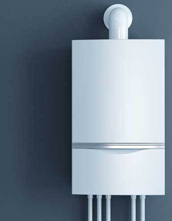 New boiler price range
