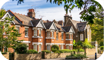 Row of houses| Compare the Market
