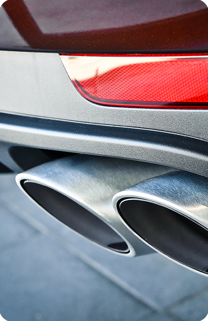 An image of a car's exhaust | Compare the Market