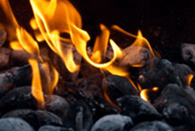 Coal flames | Business gas | Compare the Market