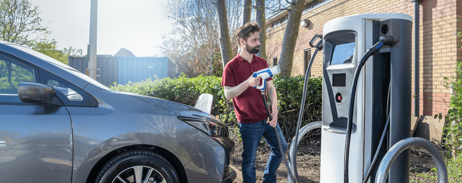 Electric car drivers face postcode lottery for charge points