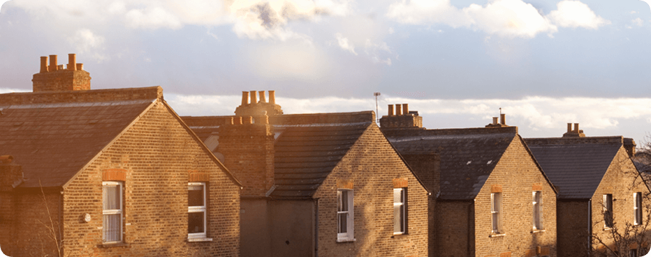 House price growth hits a six-year low