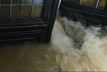 Home insurance in high-risk flood areas