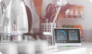 An image of a smart meter