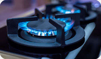 A gas hob | Compare the Market