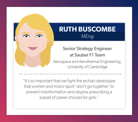 Ruth Buscome