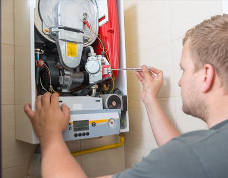 Can you get government help for a replacement boiler?